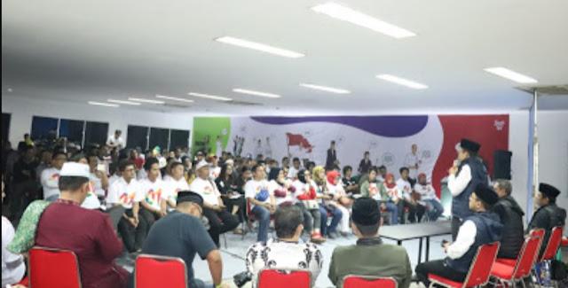 Di Jabar, TGB Ajak Relawan Bersihkan Hoaks yang Menimpa Jokowi
