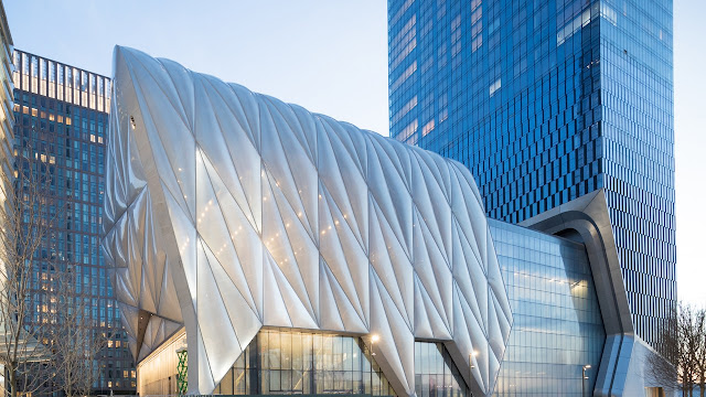 The Shed Finally Opens in New York City's Hudson Yards