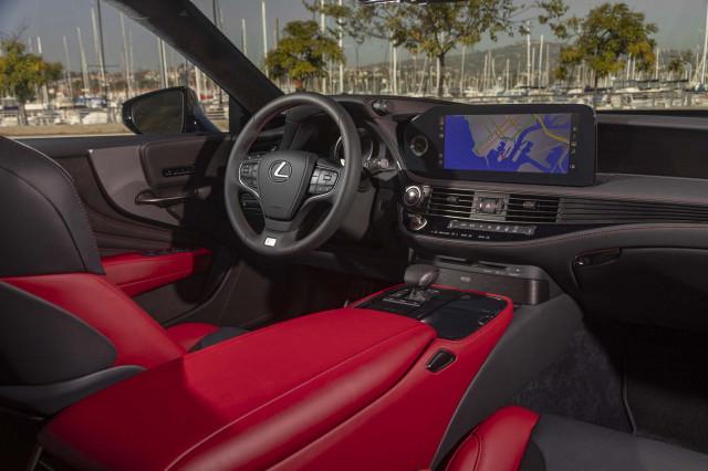 2021 Lexus LS Review