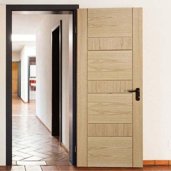 Model pintu engsel minimalis