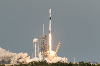 16 Breathtaking HD Pictures Of Bangabandhu - 1 Satellite Launch By SpaceX | SpaceX Falcon 9 Rocket