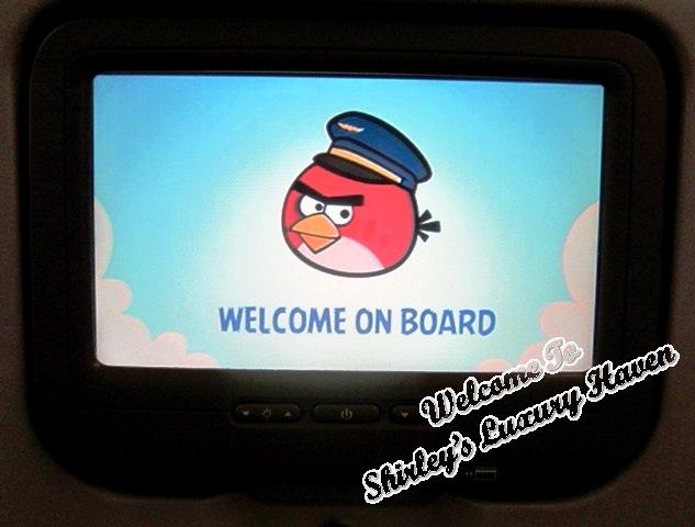 finnair angry birds asian challenge on board