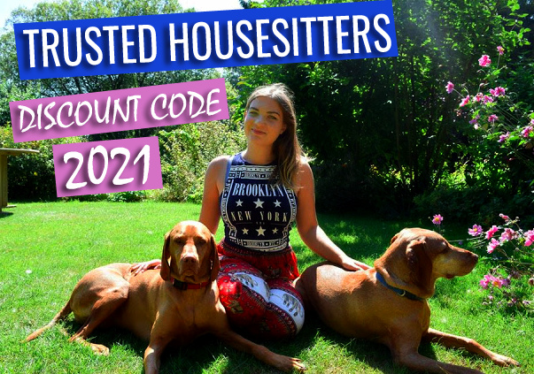 TRUSTED HOUSESITTERS DISCOUNT CODE 2021
