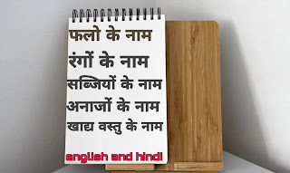 Word meaning in english to hindi