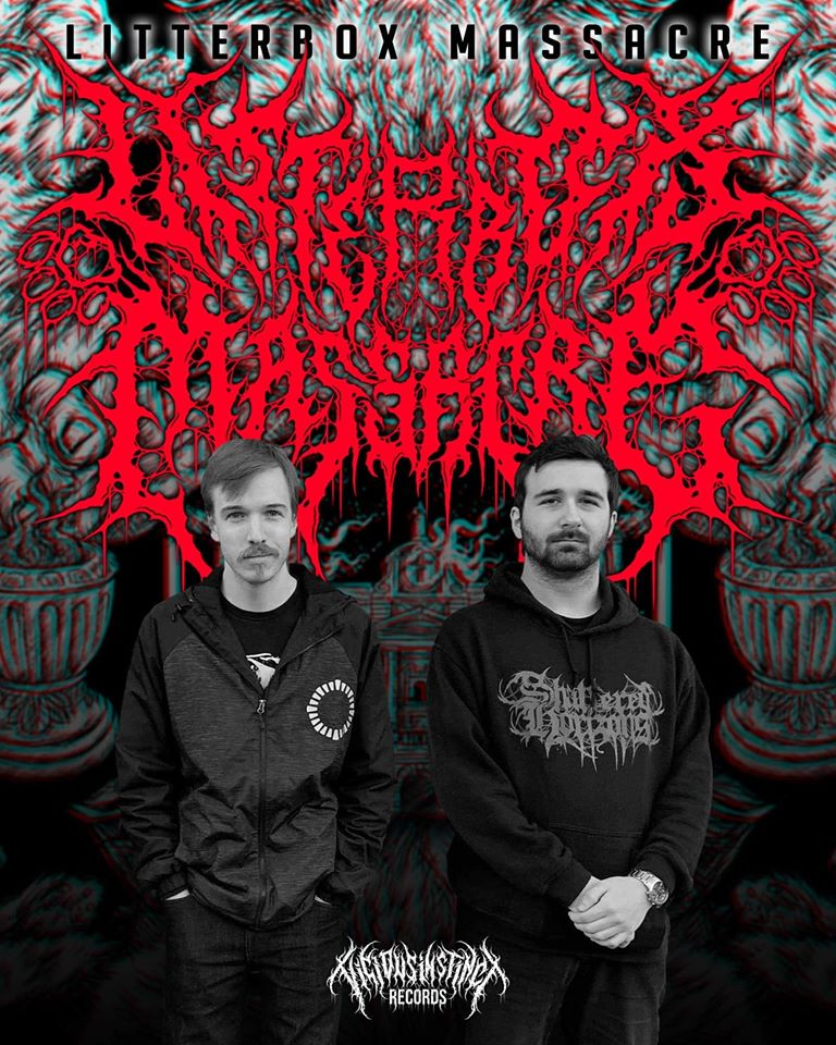 Interview | LITTERBOX MASSACRE (Slamming Catcore / Brutal Death Metal - Royaume-Uni)