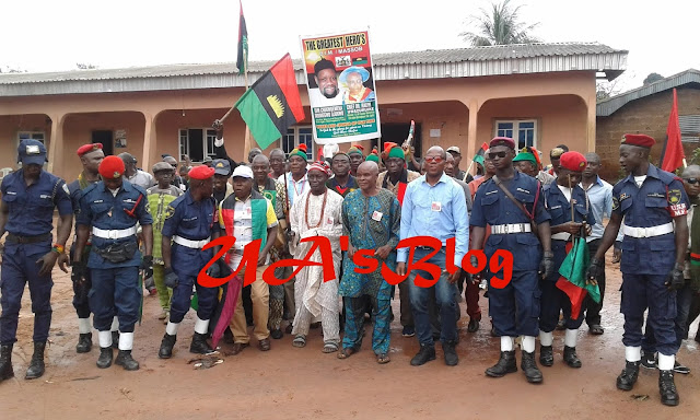 Sit-at-home: IPOB on their own, ignore them – Uwazurike's MASSOB-BIM tells Ndigbo