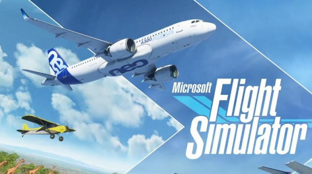 MICROSOFT FLIGHT SIMULATOR : Official Game Direct Free Download
