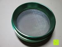 Sieb: DCOU tabak schleifer Alu tobacco grinder tabak spice herb pollen anlage gras mühle 4 schichten aluminium crusher - Ø55mm H48mm grün