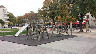 Wooden, Children Play Area, Yambol,
