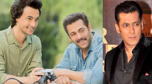 फिल्म अंतिम में सलमान खान करेंगे जीजा संग जर्बदस्त फाइटिंग, सलमान पुलिस तो आयुष शर्मा होंगे गैंगस्टर