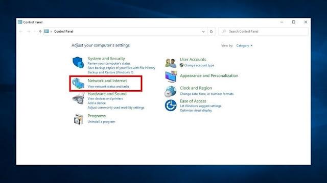 Sharing Printer Windows 10