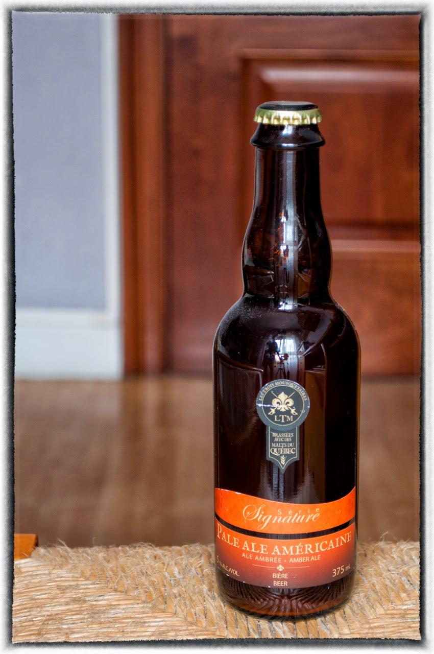 Les Trois Mousquetaires S.S. American Pale Ale