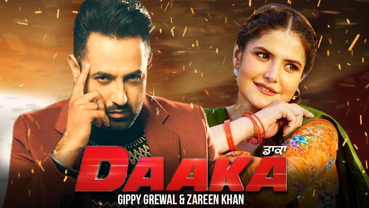 Daaka Punjabi Full Movie Download | Gippy Grewal | Zareen Khan