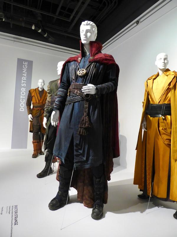 Benedict Cumberbatch Doctor Strange movie costume