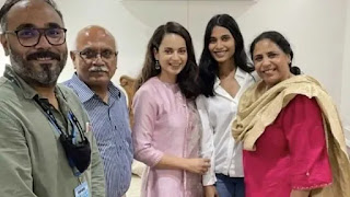 kangana-ranaut-gives-a-shout-out-to-Tejas-director-writer-sarvesh-mewada