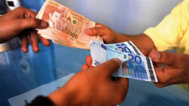 بنك المغرب: سعر صرف الدرهم ارتفع أمام الأورو بنسبة 0,33 في المائة