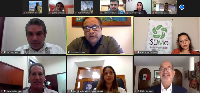 Yucatán firma el Compromiso de Edificios de Carbono Cero neto