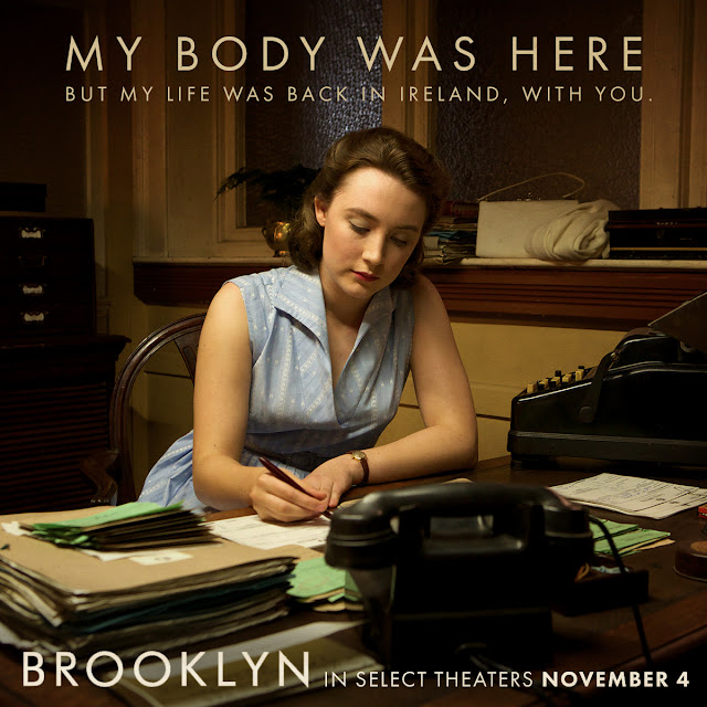 Review: Brooklyn Movie