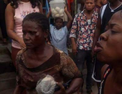 togolese woman kidnap girl ajao estate lagos