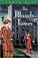 The Bloody Tower front cover with yeoman guard