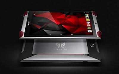 Harga Terbaru Acer predator 8 Tablet Keren untuk Gaming