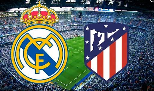 مشاهدة مباراة ريال مدريد واتلتيكو مدريد اليوم