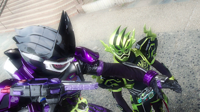 Kamen Rider Genms: The Presidents Final Part Clips