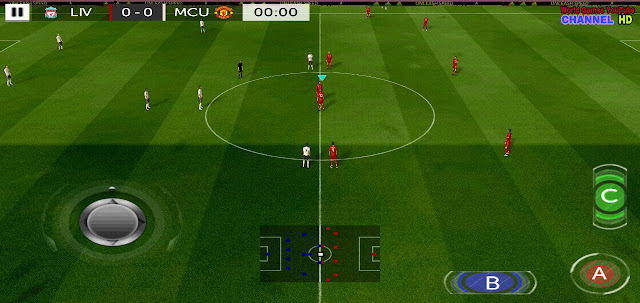 Download dan Cara Pasang Game PES 2020 MOD (APK OBB Data)