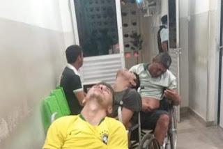 Gincana da cachaça deixa quatro hospitalizados no Rio Grande do Norte
