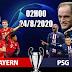 Xem Trực tiếp PSG vs Bayern Munich - Live
