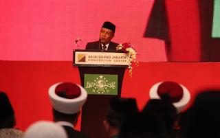 JK Buka Pertemuan Para Pemimpin Islam Moderat Dunia