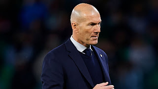 Zidane :Madrid 'ready for El Clasico' despite shocking loss to Cadiz: