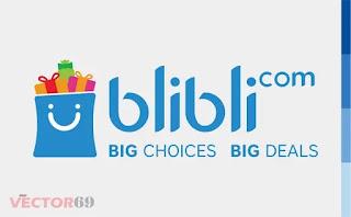 Logo BliBli - Online Mall - Download Vector File EPS (Encapsulated PostScript)