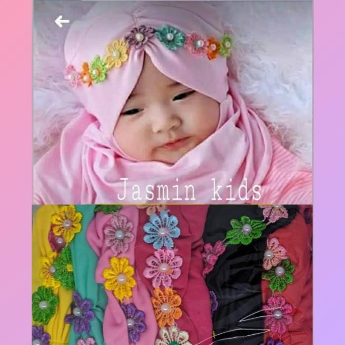 Jilbab Bayi Melati FA-095