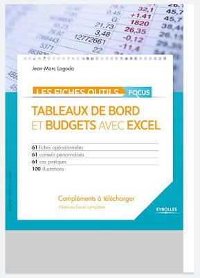 Tableaux de bord et budgets avec Excel - Jean-Marc Lagoda
