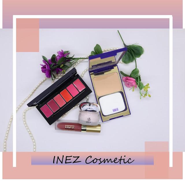 REVIEW Lokal Brand INEZ Kosmetik