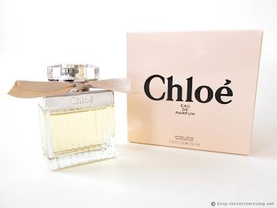 Favourite Perfume Fragrance - Chloe Eau de Parfum