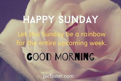 Happy Sunday Photos [2020]- Good Morning Happy Sunday Pics