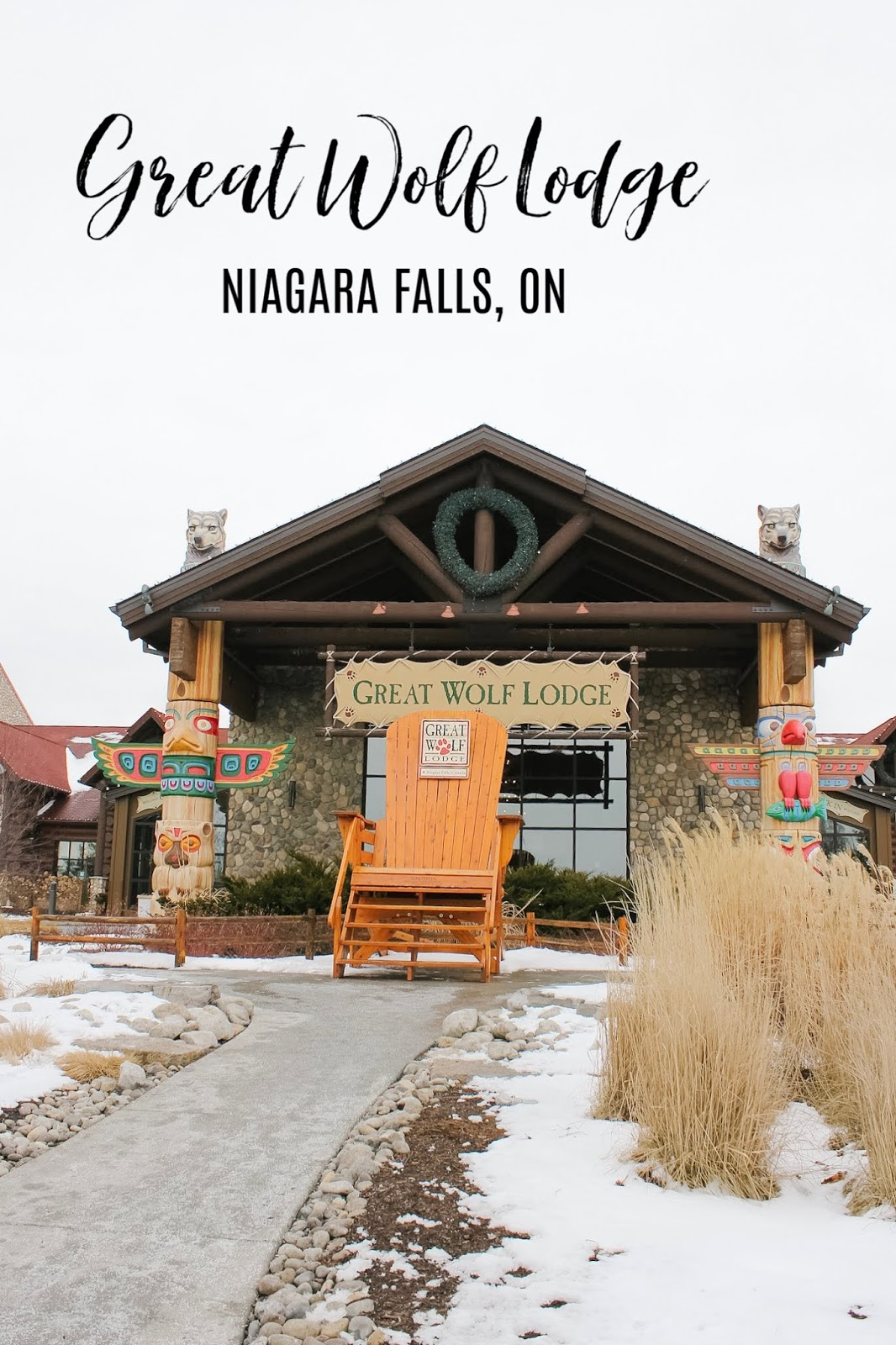 A Family Vacation to Great Wolf Lodge Niagara Falls Ontario Canada