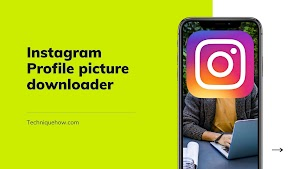 Instagram Profile Photo | Profile picture downloader