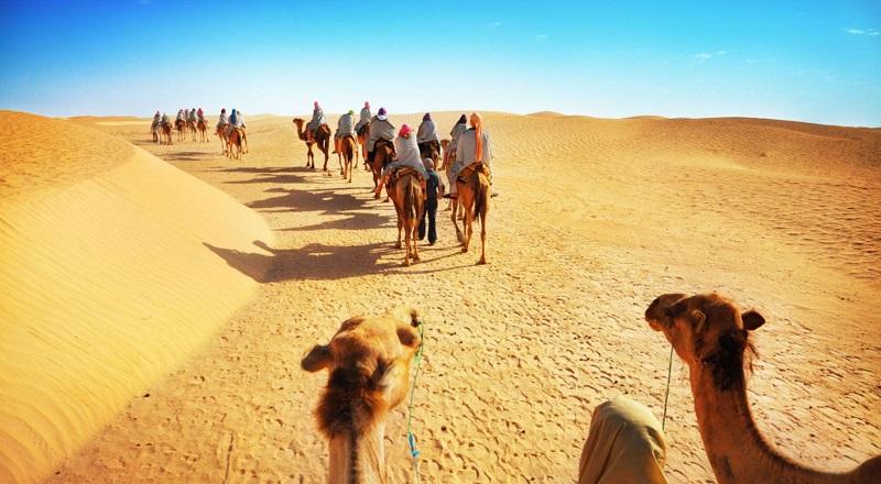 A Verdade Sobre o Caminho Para o Egito