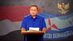 Sikapi Pernyataan Kedua Capres Jokowi dan Prabowo, SBY Mengaku Lega