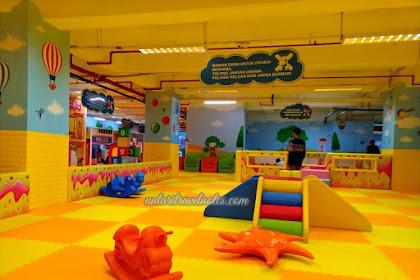 Bermain di Fun and Play Semarang Bikin Anak Ga Mau Pulang