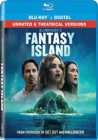 Fantasy Island 2020 BRRip 300MB Hindi Dual Audio 480p