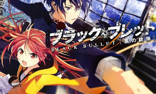 Black Bullet Episodio 13