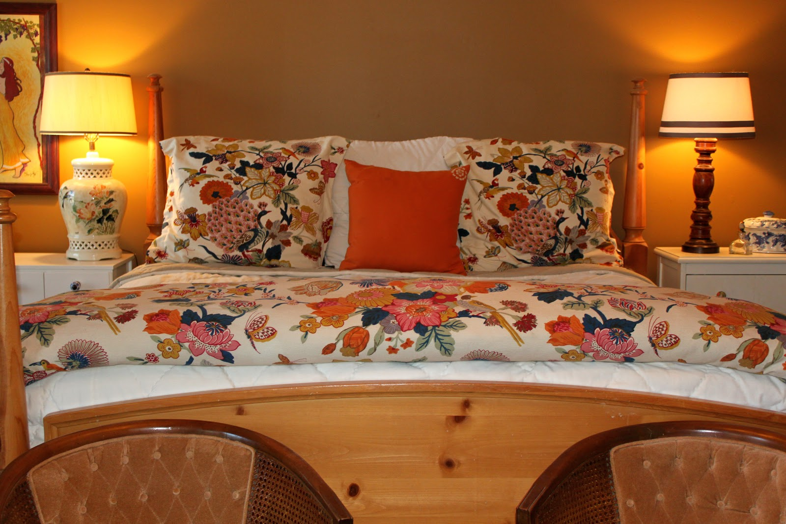 B Inspired Master Bedroom Transformations Time For A
