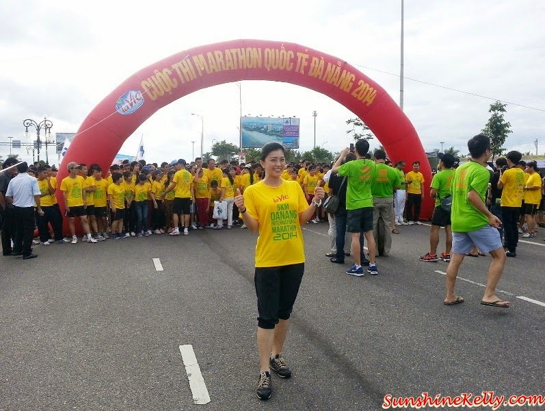 Travel, Da Nang International Marathon, Ba Na Hills, Da Nang, Vietnam, Travel Danang, Marathon, Girl Running Marathon