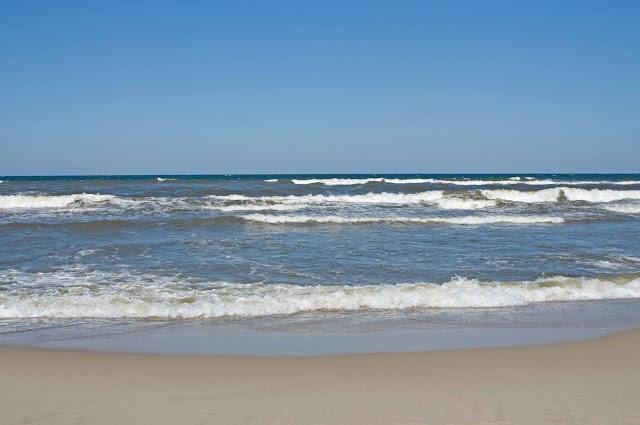 plaża we Władysławowie jak wygląda