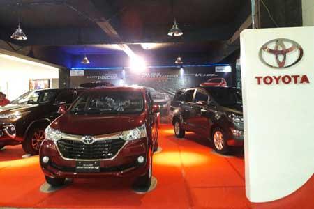 Nomor Call Center CS Dealer Toyota Bayu Pradana Denpasar