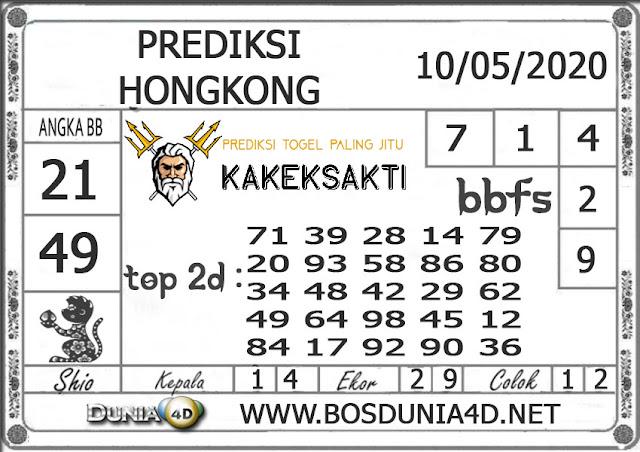 Prediksi Togel HONGKONG DUNIA4D 10 MEI 2020